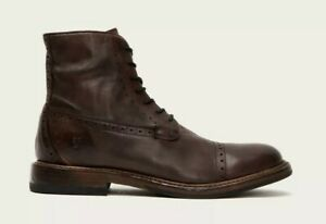 """Frye """"Murray"""" Leather Lace-Up Boot Men's Size 12 NEW no Box"""
