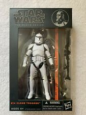 "Star Wars Black Series 6"" CLONE TROOPER #14 - MIP 100% Complete"