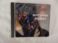 """Batman & Robin"" Audio Action Adventure BRAND NEW PROMO CD! NEVER PLAYED!!"
