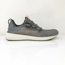 New Balance Mens Fresh Foam Cruz MCRUZOG Gray Running Shoes Lace Up Size 11.5 D