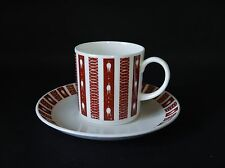 SUSIE COOPER ANDROMEDA C2106 COFFEE CUP & SAUCER