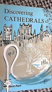 DISCOVERING CATHEDRALS / David Pepin (1974) SHIRE #112