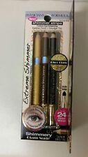 Physicians Formula Shimmer Strips Eyeliner Pencil + Smudger Trio 6636 Glam Nude