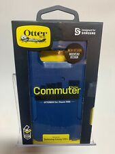 Authentic Otterbox Commuter Series Case for Samsung Galaxy S10 Plus (Blue)