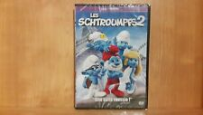 Les Schtroumpfs 2 New Sealed DVD