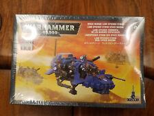 Space Marine Land Speeder Storm Warhammer 40K Sealed NIB