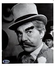 BECKETT-BAS BATMAN DAVID WAYNE AS THE MAD HATTER AUTOGRAPHED-SIGNED 8X10 PHOTO 0