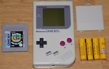 Nintendo Gameboy Game Boy Classic Grau Original mit Neuteilen + Spiel Tiny Toon