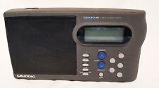 Grundig Ocean Boy 400 Radio with Digital Display and Alarm Clock
