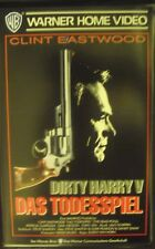 Dirty  Harry 5 - Das  Todesspiel * KULT * Clint  Eastwood * Liam Neeson * WARNER