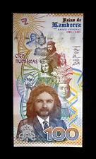 100 NUMISMAS (2021) - 33ème ANNIVERSAIRE DE LA CREATION DU ROYAUME DE KAMBERRA