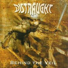 Distraught - Behind the Veil NEW CD Braz.Thrash Cd!!!!!