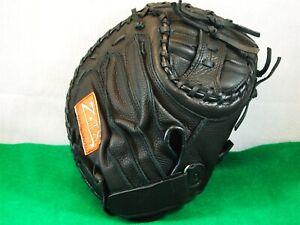 "Baseball Glove (1470) Z-TX 32"" Youth Catchers Mitt Leather"