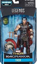 Marvel Legends Thor Ragnarok Thor Figure Gladiator Hulk BAF