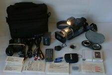 Sony Handycam Hdr-Hc1Hdv 1080i Handycam Camcorder Barely Used Excellent Working