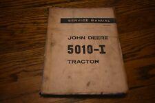 VINTAGE JOHN DEERE 5010-I TRACTOR SERVICE MANUAL SM 2051 PRINTED 1964