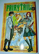 FAIRY TAIL Band 3 Hiro Mashima Kodansha Comics Englische Ausgabe USA 2008 Manga