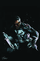 Punisher Virgin Variant issue #2 / Gabriele Dell'Otto NM/M