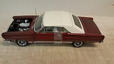 GMP 1:18 1967 FORD FAIRLANE GT IN BURGUNDY - CASE NEW - MINT CONDITION.