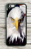 BALD EAGLE AMERICAN FLAG #2 CASE FOR iPHONE 8 OR 8 PLUS -hjk9Z