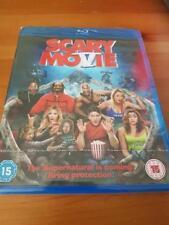 Scary Movie 5 Blu Ray DVD Brand New Sealed Ideal Halloween / Secret Santa Stocki