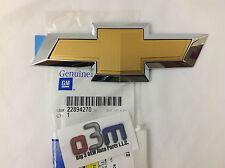 2013 - 2016 Chevrolet Traverse Rear Lift Gate Bowtie Emblem new OEM 23267410