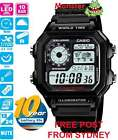 AUSSIE SELLER CASIO WATCHES AE-1200WH-1AVD AE1200 AE1200WH 12 MONTH WARRANTY