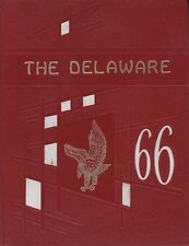 Delaware Valley High School Callicoon New York 1966 Yearbook Annual Grades K-12