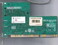 3COM 56k ISA Voice Modem Card 6000758