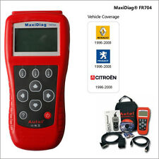 Autel FR704 Code Reader OBD Pro Diagnostic Tool Scanner Citroen Peugeot Renault