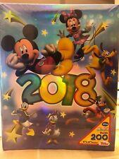 Disney 2018 Mickey & Friends Stars 200 Photo Album