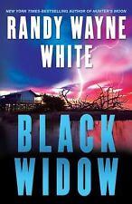 RANDY WAYNE WHITE BLACK WIDOW SIGNED FIRST FIRST