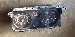 1993 94 95 96 OEM Chevrolet G10 G20 G30 Van Speedometer Instrument Gauge Cluster