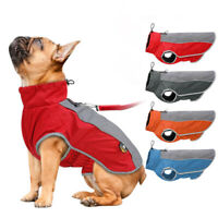 Pet Dog Waterproof Clothes Autumn Winter Warm Padded Coat Vest Jacket Apparel 41