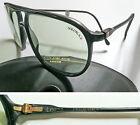 Lozza Goldblack occhiali da sole vintage sunglasses anni '80 NOS