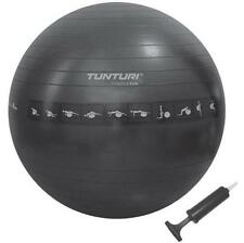 blau Tunturi Gymnastikball 90cm