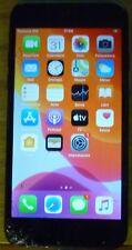 Apple iPhone 7 - 128GB - Nero Opaco (Sbloccato) (MN922QL/A) VETRO ROTTO