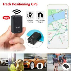 Small Kids GPS Tracker Detector 2021 Mini Magnetic Real Time Car Locator Device