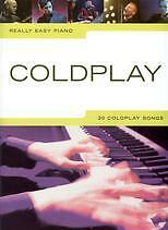 REALLY EASY PIANO Coldplay*