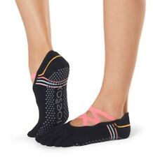 2 Pair XS Women/'s Hot Pink Yoga Dance Pilates Grip Socks New NIP