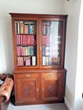 Mahogany Lawyer/Barrister Bookcase Antique Bookcases