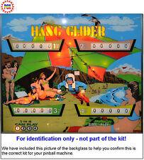 1976 Bally Hang Glider Pinball Rubber Ring Kit