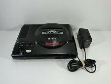 Sega Genesis 16 Bit Console MK-1601-22 Includes Power Adapter Untested