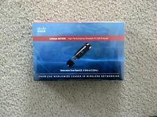 CISCO LINKSYS AE1000 HIGH PERFORMANCE WIRELESS-N USB ADAPTER