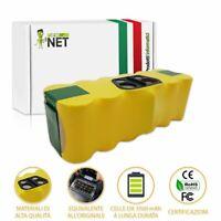 Batteria 80501 compatibile con iRobot Roomba 650 651 660 670 680 681 [3500mAh]