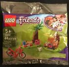 Lego 30412 FRIENDS Park Picnic Sealed Polybag 44 Pieces Easter Basket Bike Bird