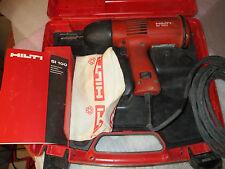 """Hilti SI 100 1/2"""" Schlagschrauber Made in Japan + CASE + MANUAL + Reinigungstuch"""