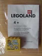 Lego Em 2016 Legoland Feriendorf Special Block Sammelstein
