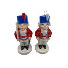 Christmas Nutcracker / Toy Soldier Figurines Goebel Hummel West Germany Tmk-5