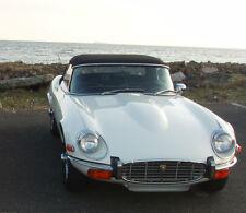 1973 Jaguar E-Type open top sport